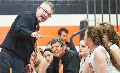 Ingold stepping down as Fisher girls basketball coach, assistant football coach