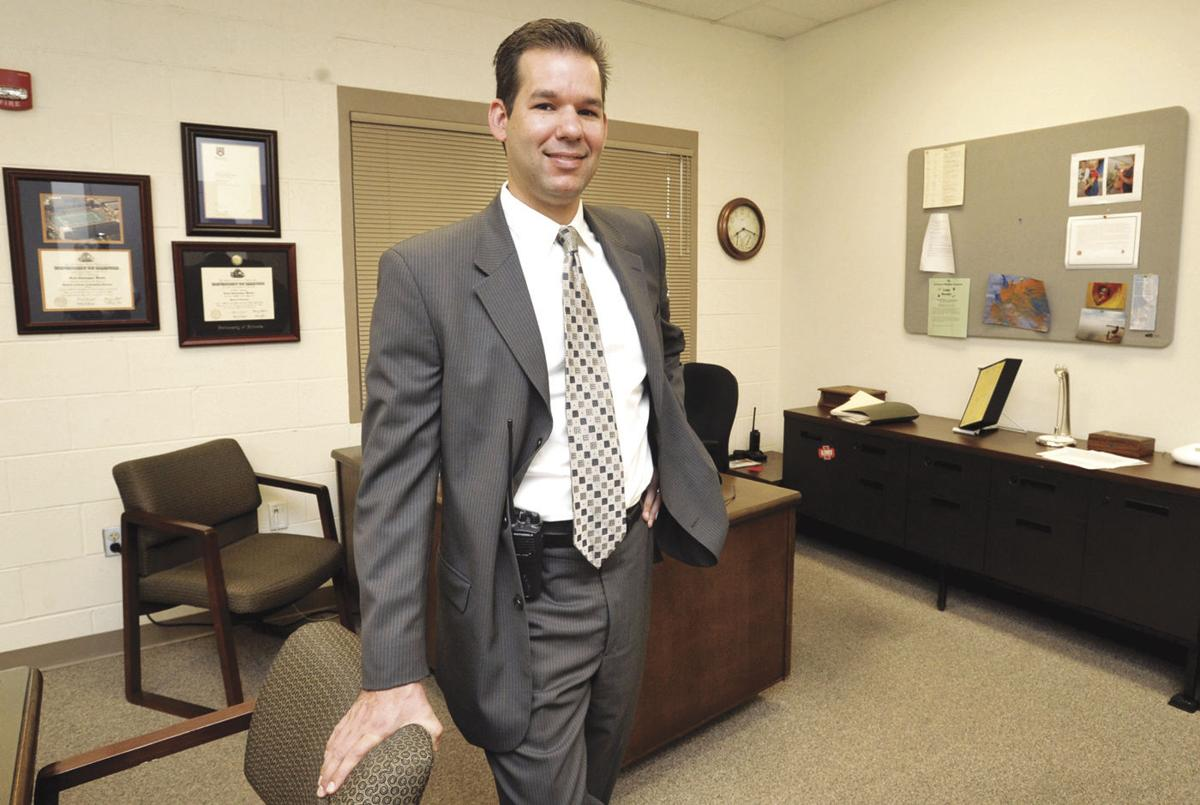 Woods named to succeed Ramage as RCS superintendent