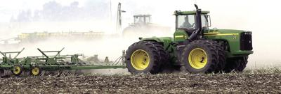 Farmers can only sit, wait until dryer weather to plant