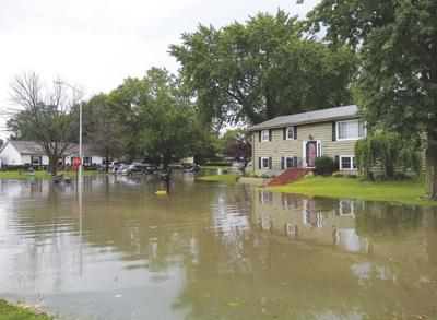 Rantoul dries out after flooding — in excess of 4 inches of rain in a little more than an hour
