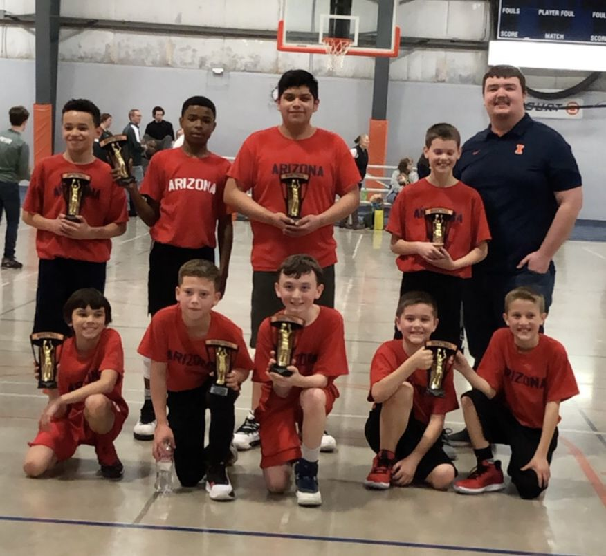 Both Rantoul teams make it to the Mahomet rec league championship game