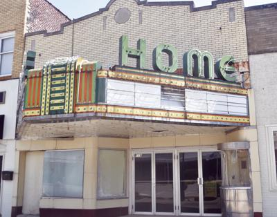 Village seeking action from Home Theater owner