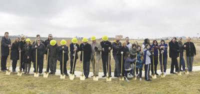 Laying the groundwork: Ceremony officially starts Rantoul sports complex project