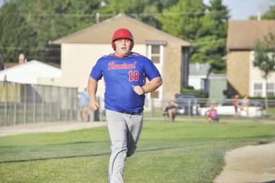 Post 287 gets big win before district tournament