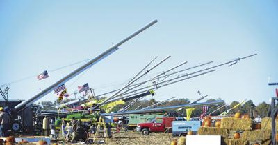 Pumpkin-launching competition likely to move to Rantoul