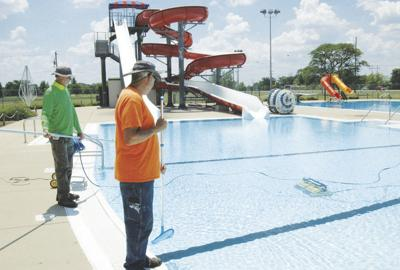Swimming pool, Forum, other village services to open