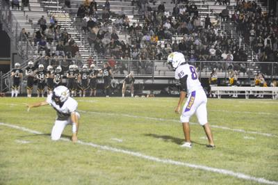 Eagles fall late to STM