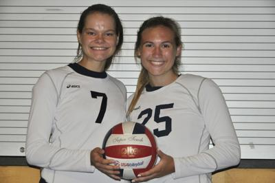 Porter heads to Florida to play in National AAU volleyball