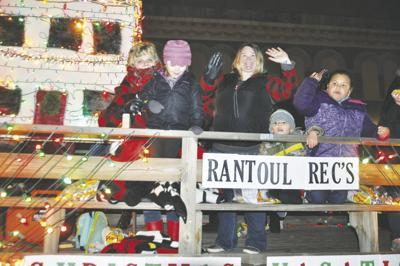 Christmas parades set in area towns; lunch with Santa in Ludlow