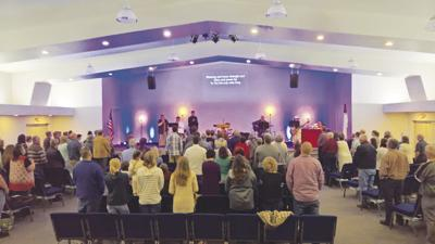From a grain of mustard seed: Church grows from humble beginnings