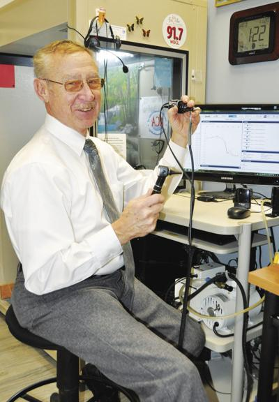 Now hear this: Minch to retire at end of year from his auditory care business