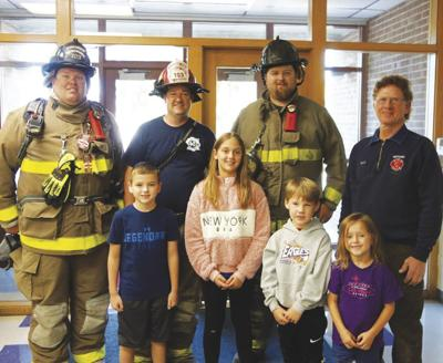 Gifford coloring winners Oct. 23
