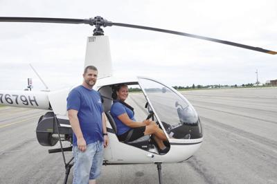 Helicopter business starting to take off