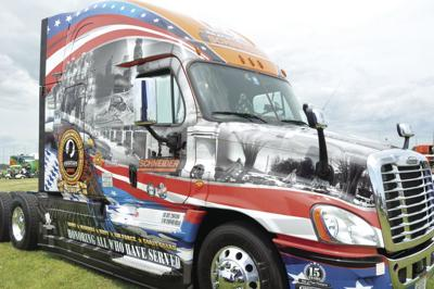 The (truck) show will go on this weekend in Rantoul