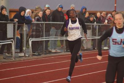 RTHS girls track team finishes seventh at Unity Invitational