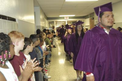 RTHS graduation set Friday; will be indoors
