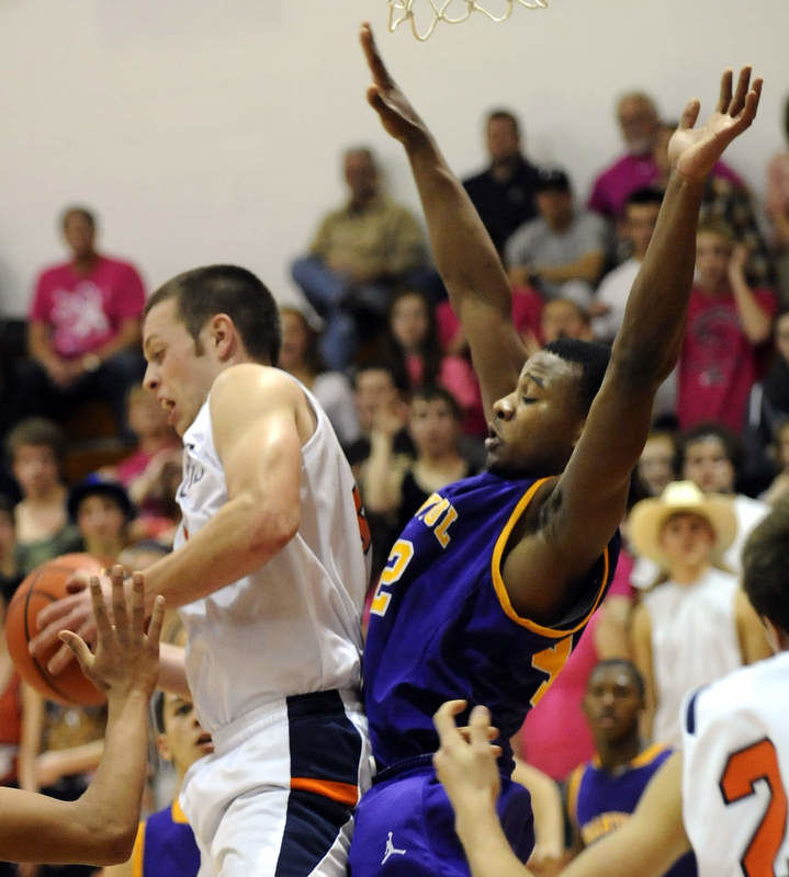 Boys Basketball: Mahomet Seymour vs  Rantoul | Prep-sports
