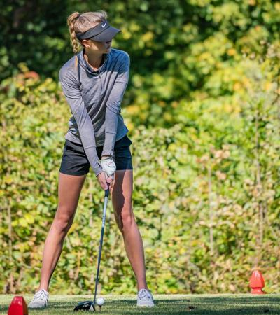 RTHS/PBL golf  competes in sectional