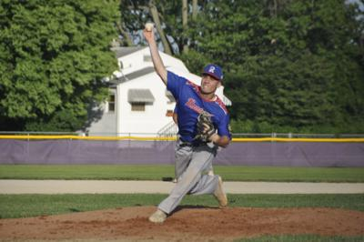 Rantoul Post 287 ousts  Mattoon Post 88 with 5-1 win