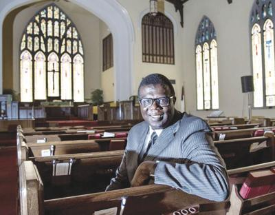 Pastor: America's dependence on God important part of its freedoms