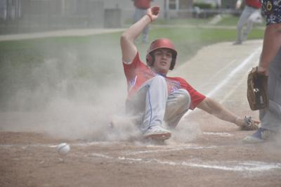 Post 287 goes 2-2 in back-to-back doubleheaders