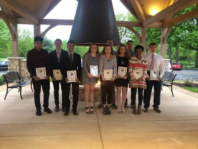 Eagles recognized in sports, for their academic prowess