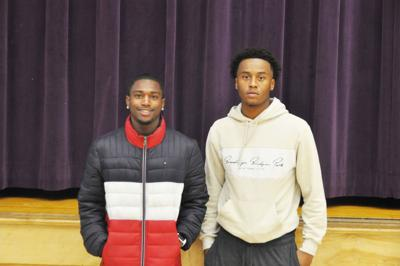 Rome and Harper win 2019 Donnell Robertson scholarship