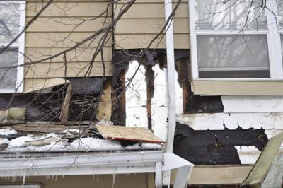 Morning fire causes about $35,000 damage to Rantoul home
