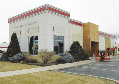 Rantoul Burger King undergoing earlier-than-planned remodel
