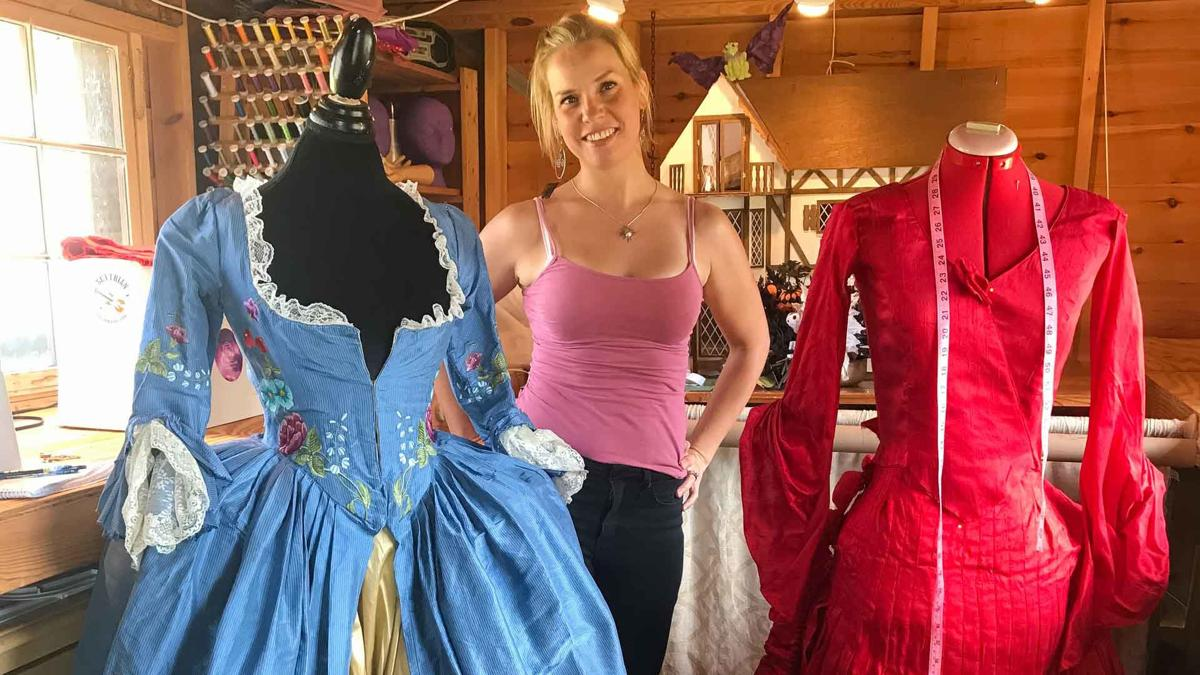 Woodville artisan brings fantasy to life