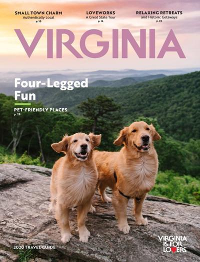 Virginia tourism guide 2020