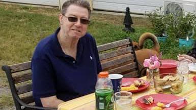 Veteran's profile: When life hands Tony Pullen lemons, he whips up lemon-meringue pie
