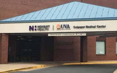 Culpeper hospital