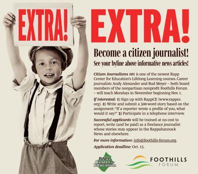 FF citizen journalism ad