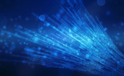 Internet Binary Data Code Computing Or Transmission Process,internet Data Transmission, Binary Code