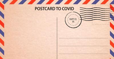 Postcard to COVID: Elvira Yanez