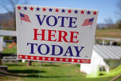 vote here 2020
