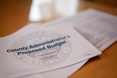 Rapp County budget document