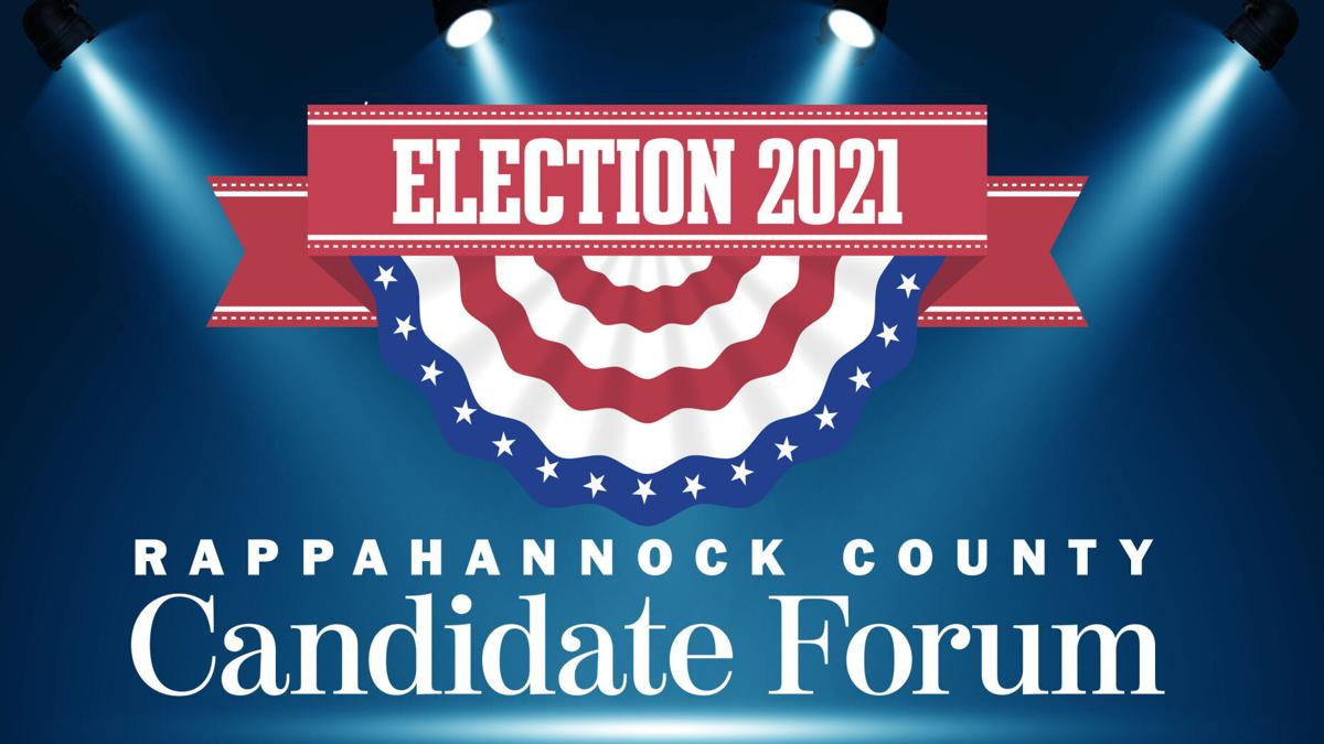 Live video: 2021 Rappahannock County Candidate Forum