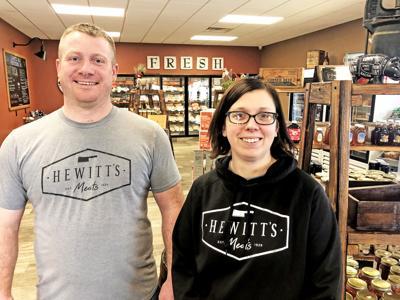 Hewitt's
