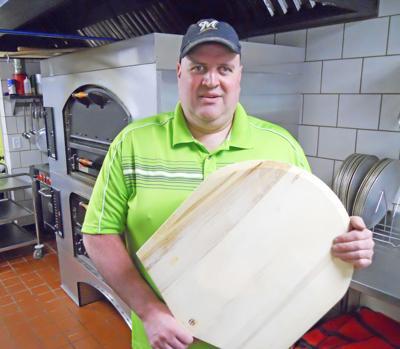 Joe Hixon, Fat Joe's oven