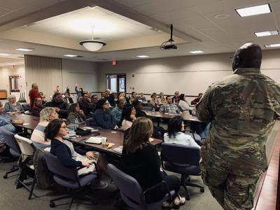 """""""Time to get real."""" Coalition meets to assess county needs"""