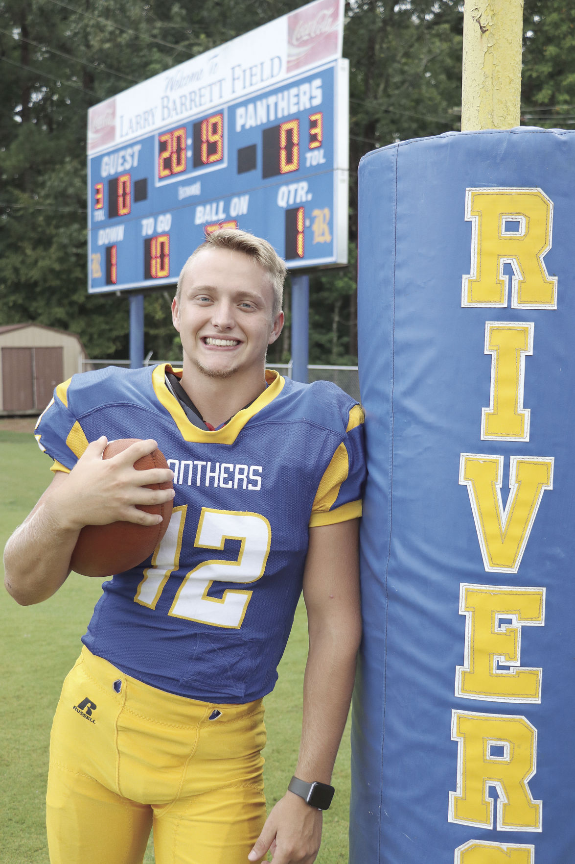 Three Panthers named to Tennessee Football Coaches Association All-State Team