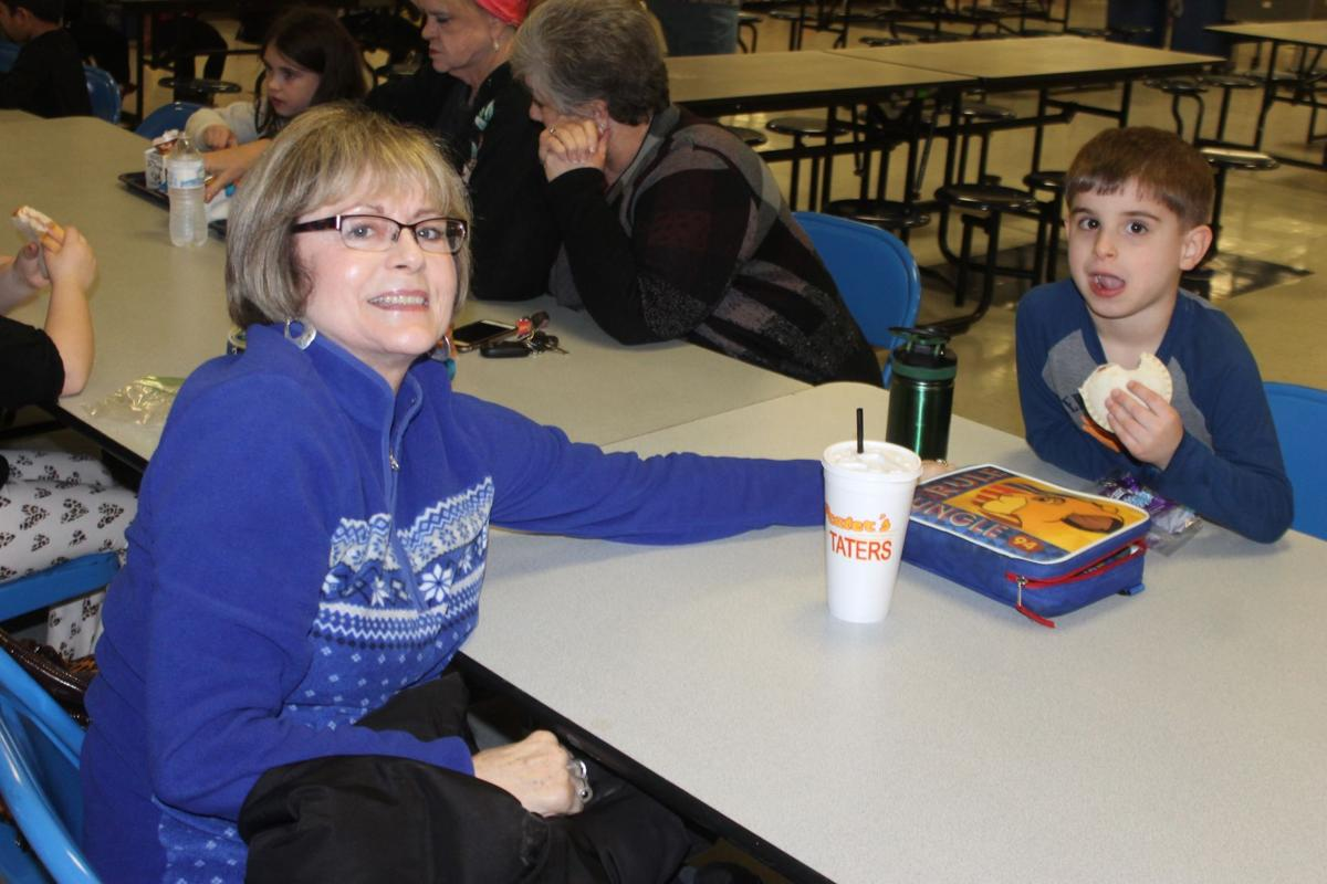 Grandparents Day at PES