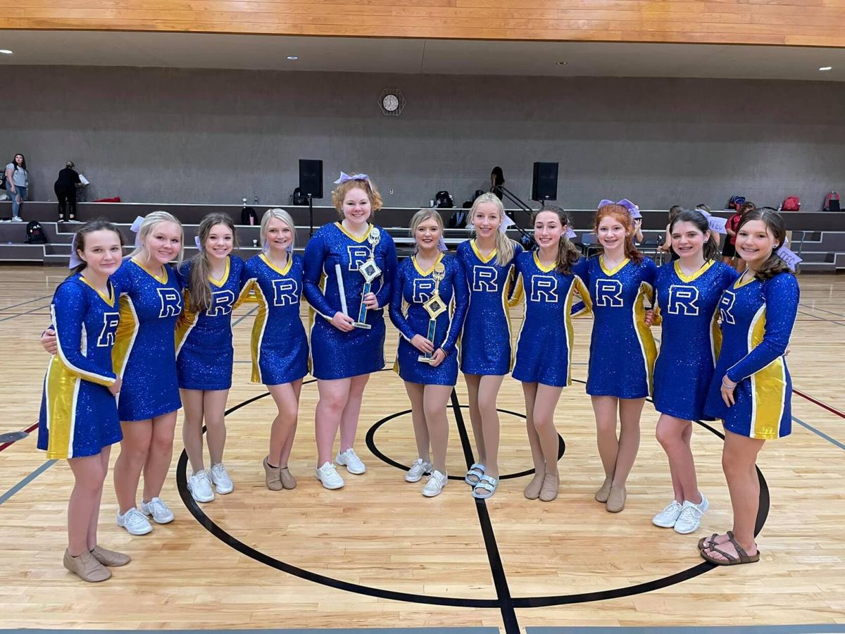 RHS Dance honors late team member; form special bond with Oxford Dance