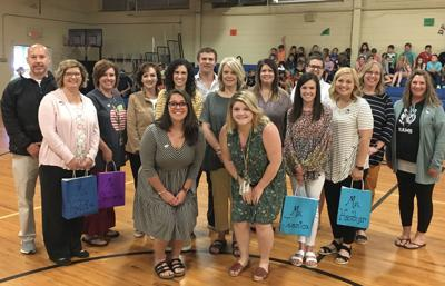 Teacher Appreciation Day at DES