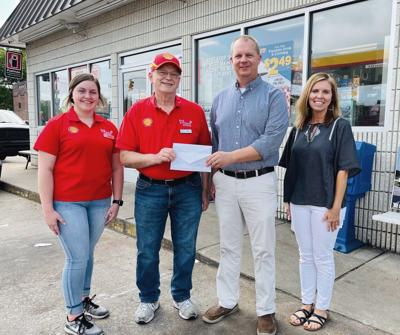 Round-Up For Kids raises $1,600 for Carl Perkins Center