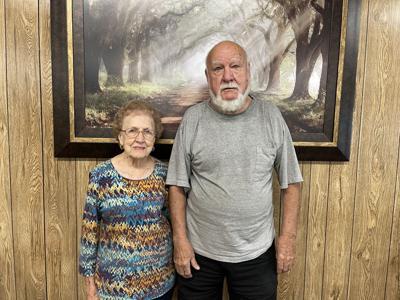 Senior Center celebrates July birthdays