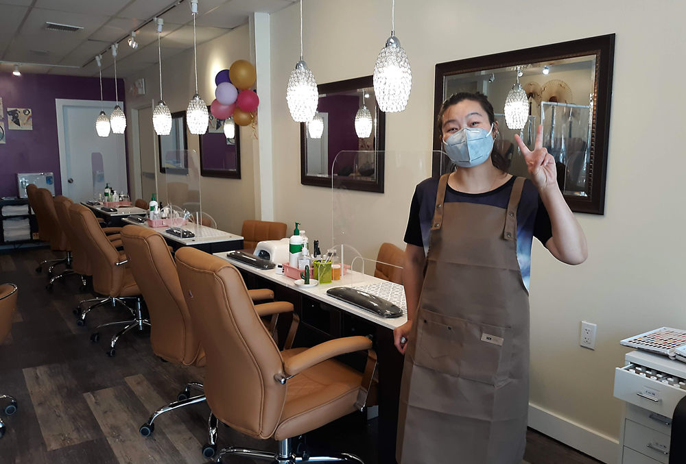 PR Classy Nails & Spa Owner