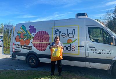 Cynthia Rubino field Goods